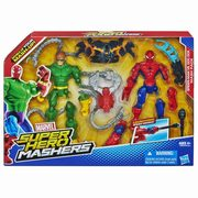 Super Hero Mashers Spider-man vs Doc Ock,