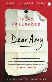 Dear Amy, Callaghan Helen