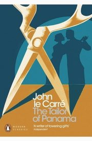 The Tailor of Panama, Le Carre John
